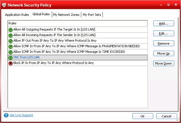 HOW-TO: Getting VNC Server to work with Comodo Free Firewall +